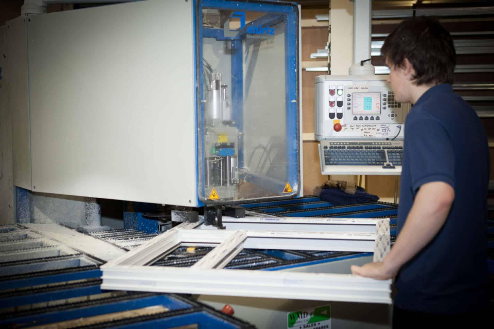 Home kwik frames upvc double glazing manufacturers for Upvc double glazing
