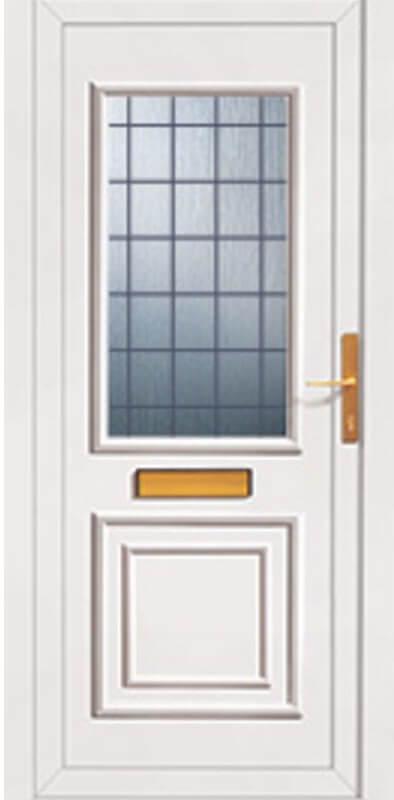 UPVc Door Manufacturer – Hallmark Oakwell